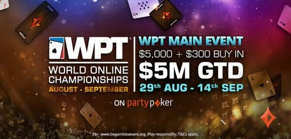 WPTWOC six-Max Championships Kick Off This Weekend