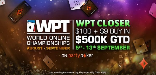 Colpoys Crowned WPTWOC six-Max Champion